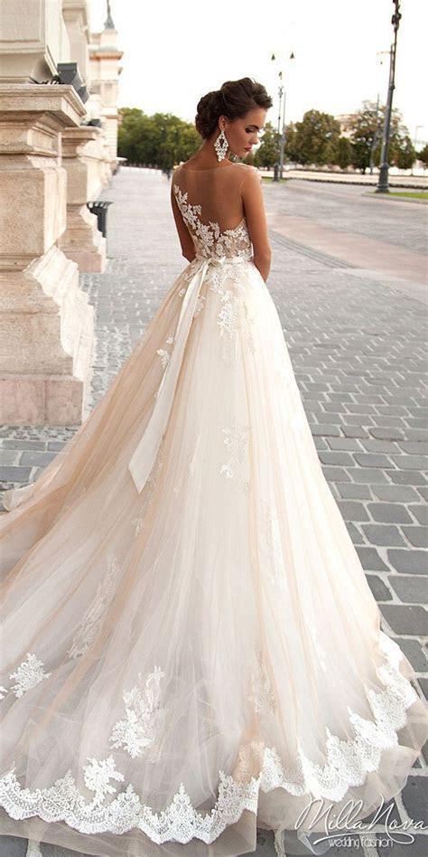 Designer Highlight: Milla Nova Wedding Dresses   The Best