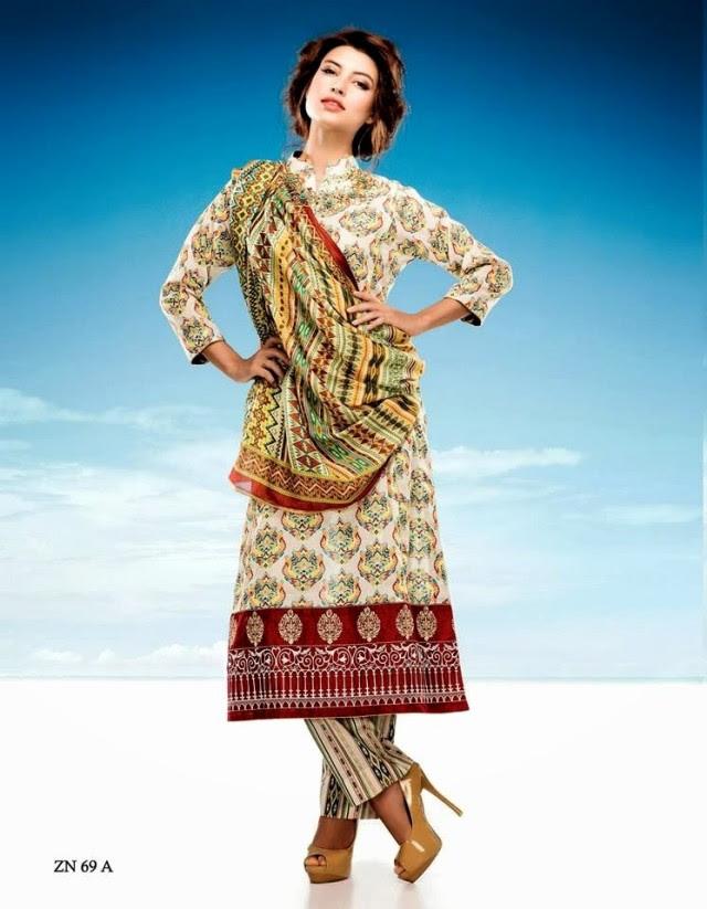 Womens-Girl-Wear-Beautiful-Zari-Net-Fancifull-New-Fashion-Lawn-Dress-by-Five-Star-Textile-14