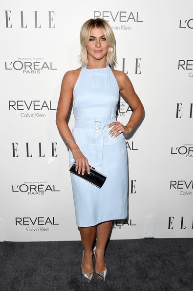 Actress Julianne Hough attends ELLE's 21st Annual Women in Hollywood Celebration at the Four Seasons Hotel on October 20, 2014 in Beverly Hills, California.