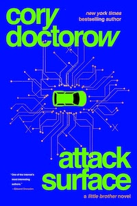 Attack Surface - Cory Doctorow