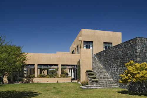 Mexico House mediterranean exterior