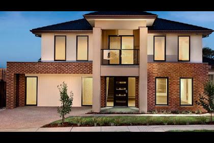 Simple Exterior Home Design Ideas