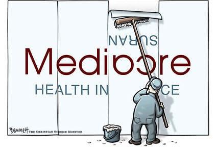 Image result for medicare mess