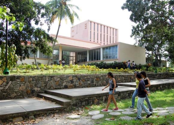 """Universidad Central """"Marta Abreu"""" de Las Villas"""