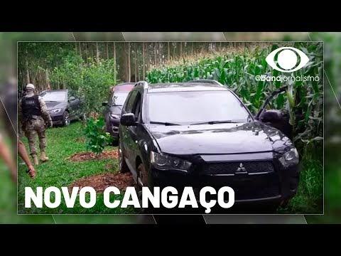 Terror em Criciúma: principal suspeita é que quadrilha seja de SP