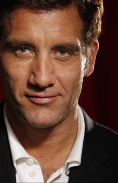 Clive Owen stars in two upcoming movies, The International, with Naomi Watts, and Duplicity, with Julia Roberts.