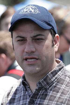 Jimmy Kimmel at Maker Faire. For more info ple...