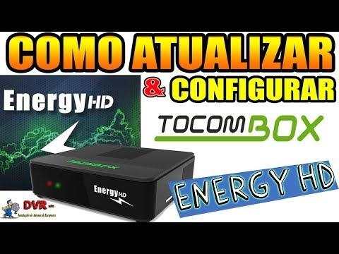 TOCOMBOX ENERGY HD NOVA ATUALIZAÇÃO V1.037 - 30/09/2017