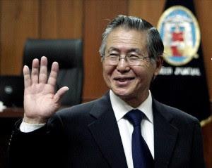 Imagen de archivo del expresidente peruano Alberto Fujimori. EFE/Archivo