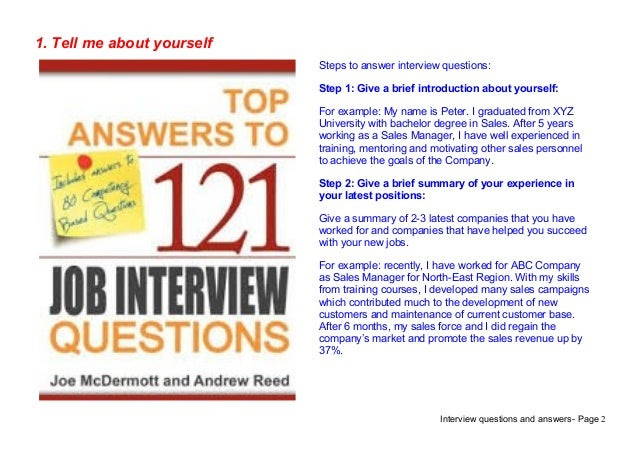 Top 7 maintenance supervisor interview questions answers