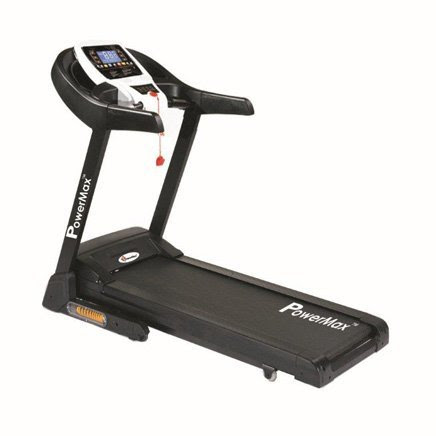 Deals on Motorized Treadmill with Auto-Inclination and Auto Lubrication