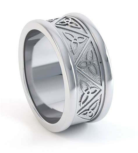 Sterling Silver Irish Handcrafted Celtic Trinity Knot