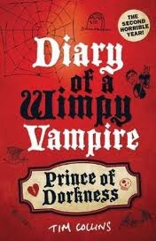 Prince of Dorkness (Wimpy Vampire, #2)