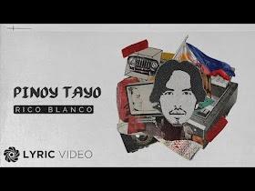 Pinoy Tayo by Rico Blanco [Lyric Video]