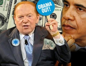 Sheldon Adelson: The 'Richest Jew in the World' Funds Efforts to Oust Obama