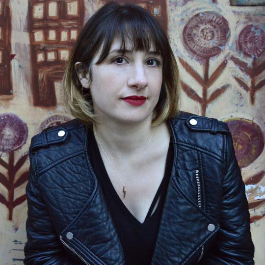 <p>Sarah Jaffe.</p>