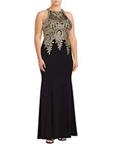 Plus Size Formal Dresses & Evening Gowns   Lord & Taylor