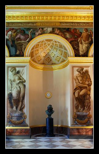 Assemblée Nationale - Salon Delacroix