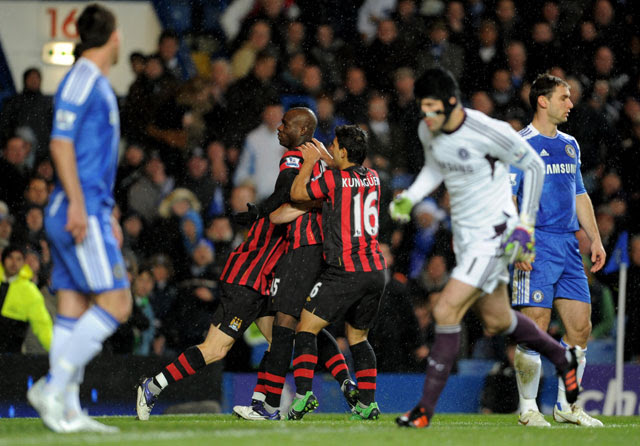 Chelsea Beri City Kekalahan Pertama