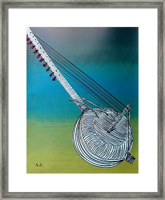 Lib- 45 Framed Print by Mr Caution