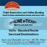 OceanJet Iloilo-Bacolod Route