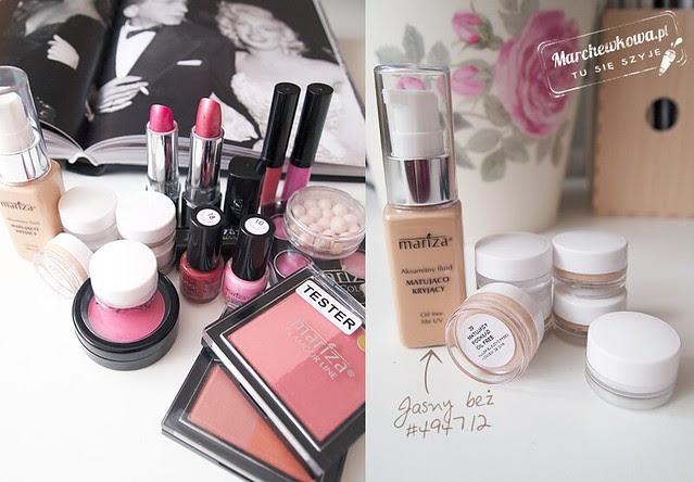 marchewkowa, blog, szafiarka, recenzja, kosmetyki, Mariza, polska firma kosmetyczna