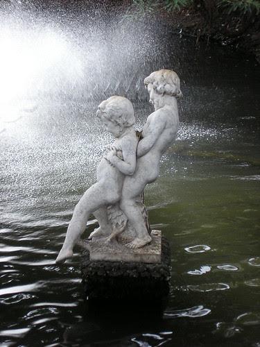 Ut i vannet