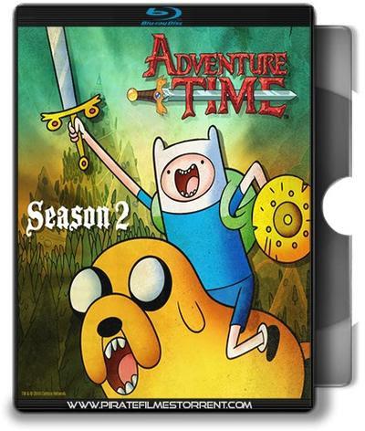 Hora de Aventura 2ª Temporada Completa
