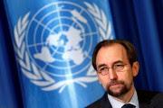 Le Haut-Commissaire de l'ONU aux droits de l'homme,... (photo Denis Balibouse, REUTERS) - image 1.0