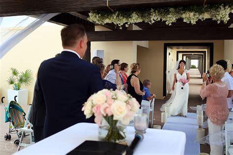 Royalton Riviera Cancun Sky Terrace Destination Wedding