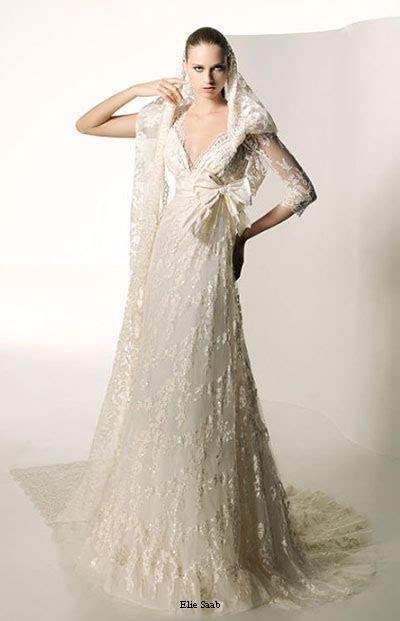 Wedding Gown Designer ? Elie Saab   Wedding Inspirasi