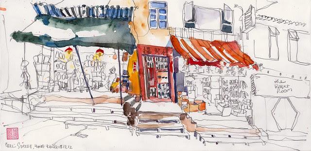 Peel street revisited