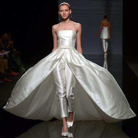 womens white suits  weddings popsugar fashion