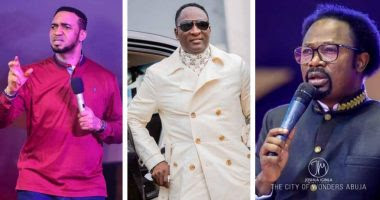 """[GIST] Prophet Jeremiah Fufeyin Is A Born Giver And A Pacesetter """" Dr Doyin Olaleye, Marlians TV"""