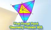 Fermat Point.