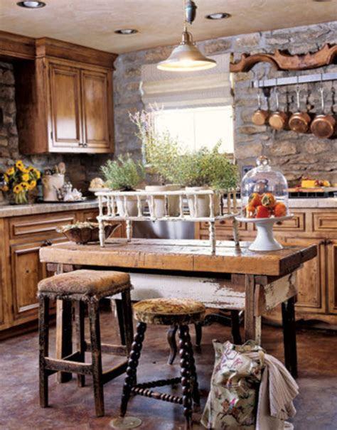 inspiration  cozy rustic kitchen decor