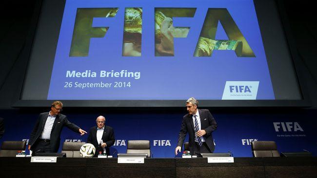 La Nyalla: Yang Bisa Bekukan PSSI Itu FIFA