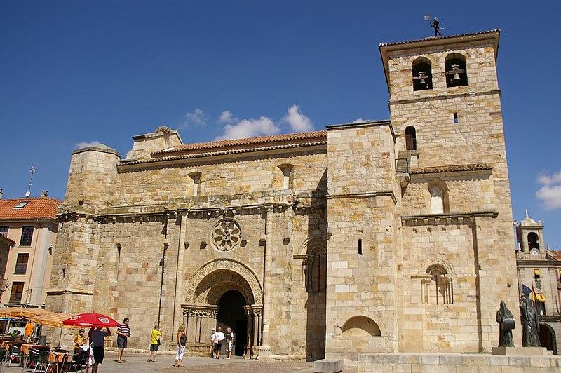 Archivo:Zamora - Iglesia de San Juan.jpg