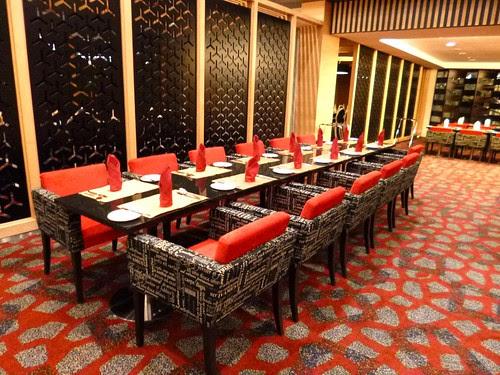 Fuze Restaurant The Everly Hotel (2)