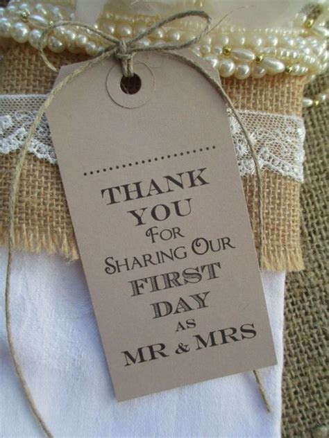 10 Thank You for Sharing Our First Day Name Place Cards