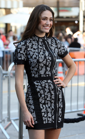 "Emmy Rossum - Premiere Of Warner Bros. ""Orphan"" - Arrivals"