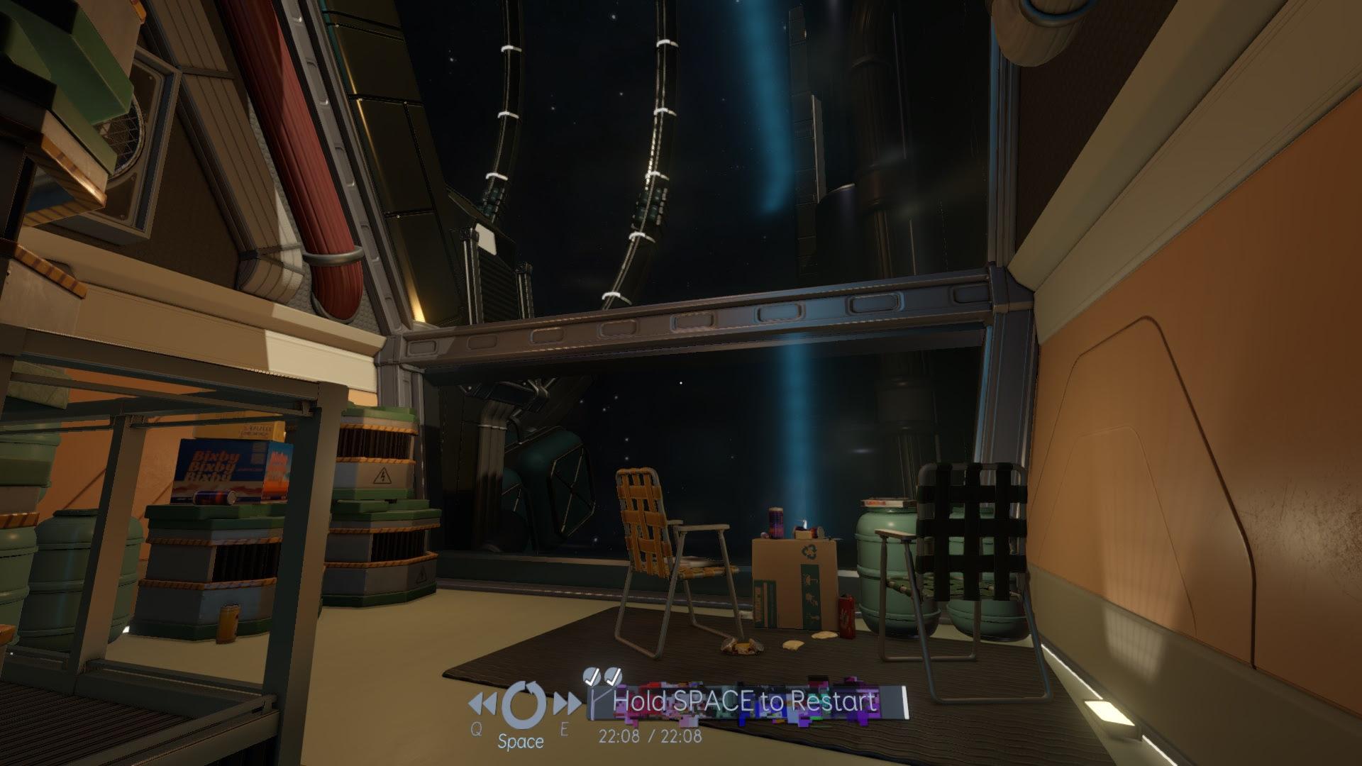 Review: Tacoma screenshot