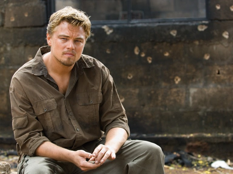 DiCaprio em cena de