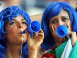 supportices Italie  Coupe du Monde 2014