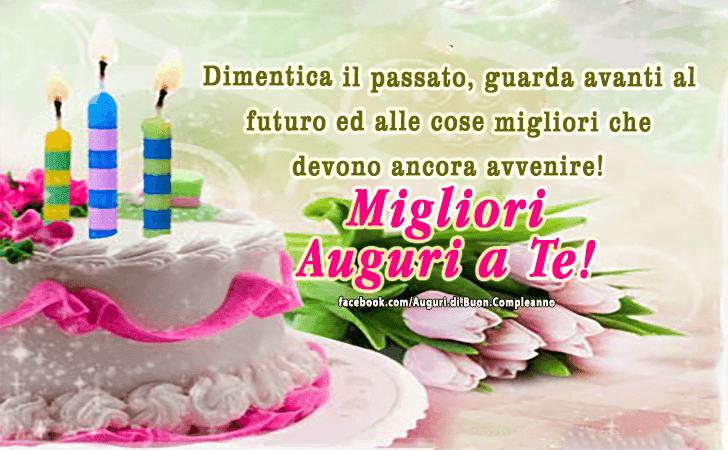 Messaggi Di Auguri Di Buon Compleanno