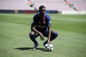 Barcelona Beri Konfirmasi soal Cedera Dembele