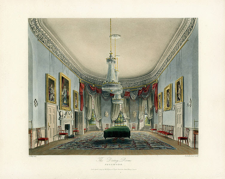 File:Dining Room, Frogmore, from Pyne's Royal Residences, 1819 - panteek pyn72-441.jpg