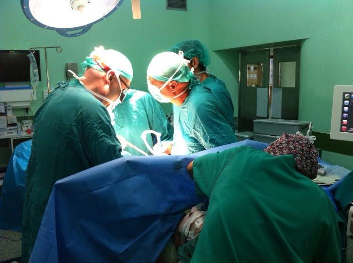 El Hospital General de Elche ya ha tratado a 5 pacientes con carcinomatosis peritoneal