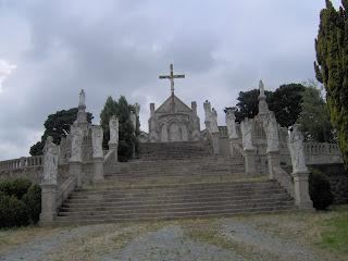 title=Calvaire, Saint-Laurent-sur-Sevre (Vendée)