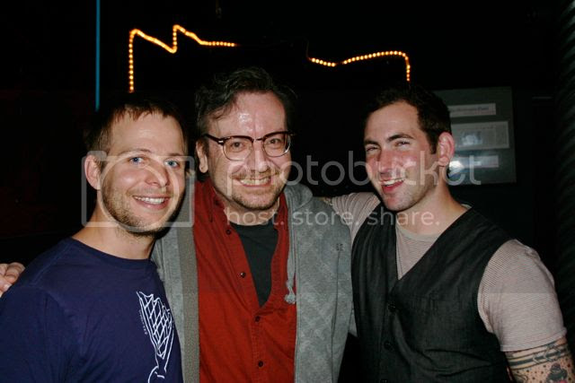 Tom Goss, Me, Eric Himan